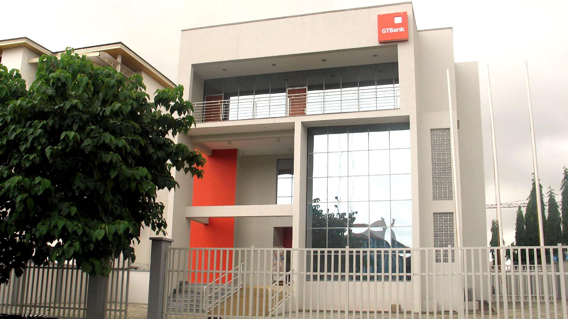 GTB Guaranty Trust Bank Eagle Construction Limited ECL Abuja